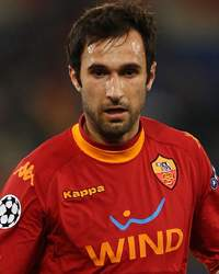 Mirko Vucinic - Roma (Getty Images)