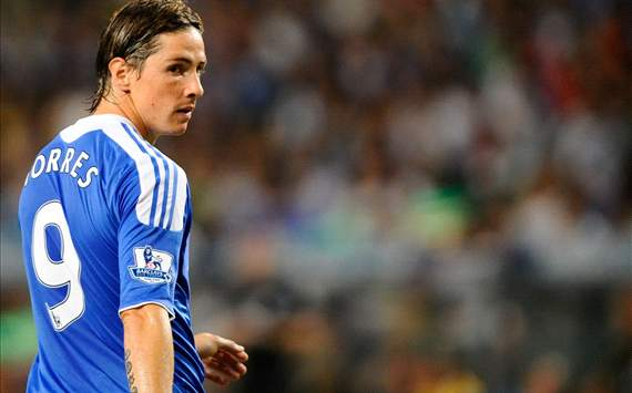 Fernando Torres, Chelsea (Getty Images)