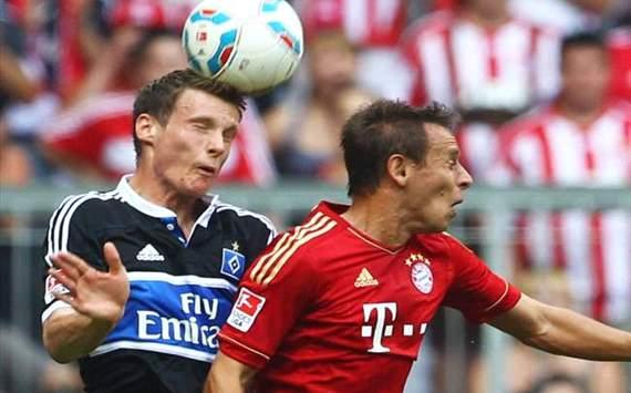 Image Bayern Munchen Vs Marseille: Robben Dan Gomez Cadangan