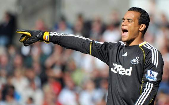 Michel Vorm, Swansea City