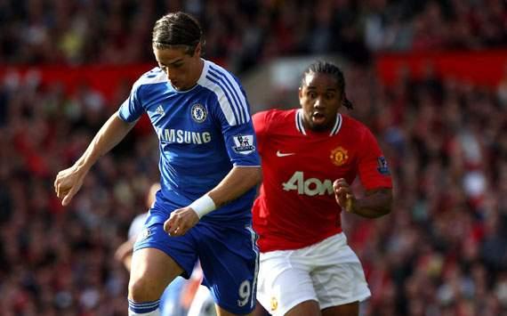 EPL,Fernando Torres,Manchester United v Chelsea