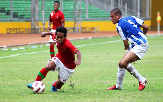 Andik Vermansyah - Indonesia U-23 (GOAL.com/Sumarno)