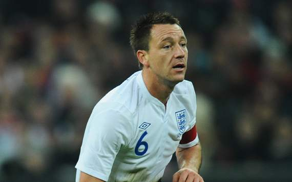 International Friendly - England v Sweden, John Terry