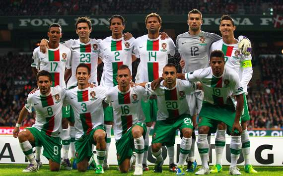 Portugal National Team (Getty Images)