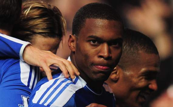 EPL - Chelsea v Manchester United, Daniel Sturridge