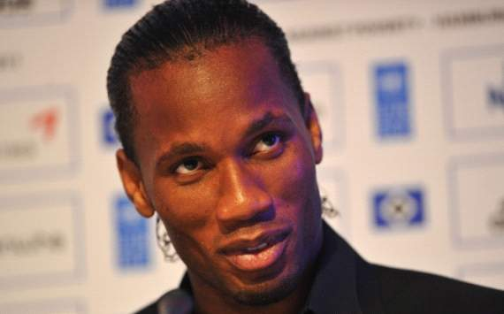Didier Drogba, Chelsea, Cote d'Ivoire