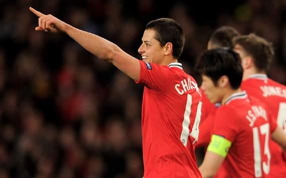 UEFA Europa League - Manchester United v AFC Ajax, Javier Hernandez