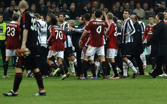 Milan-Juventus - Serie A