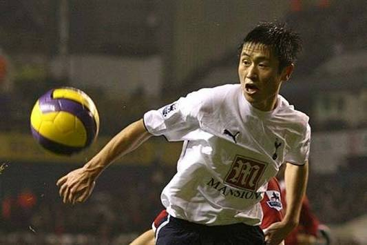 Premier League: Lee Young-pyo, Tottenham Hotspurs (AFP)