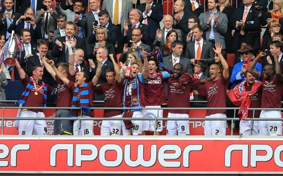 npower Championship, West Ham United v Blackpool