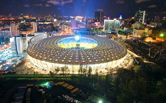 euro 2012 ukrain olympic stadium