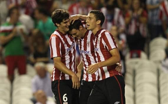 Aduriz, San José y De Marcos - Athletic de Bilbao