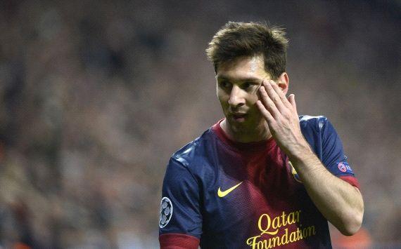 Messi-Xavi Kompak Tolak Menyerah