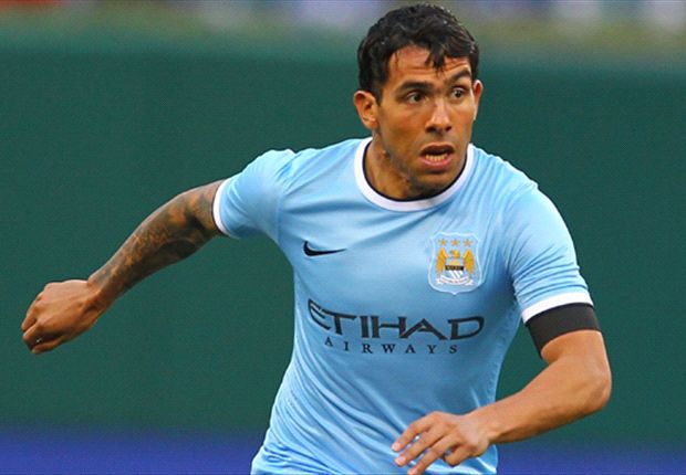 Manchester City agree fee with Juventus for Tevez