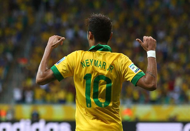 Barcelona must be beaming about Neymar - Scolari