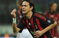 Filippo Inzaghi - Milan-Torino - Serie A (Grazia Neri)
