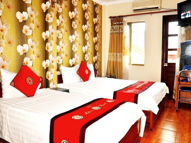 Gold Sun Hanoi Hotel In Hanoi Best Hostel In Vietnam