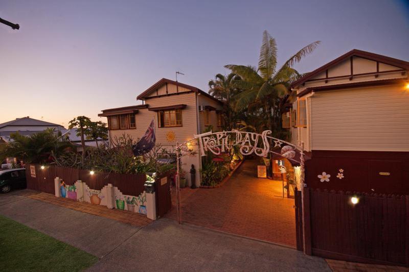Tropic Days Backpackers In Cairns Best Hostel In Australia