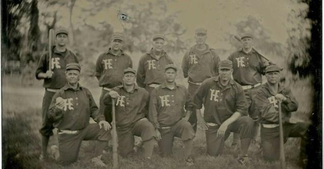 Image result for Hoboken Baseball Club