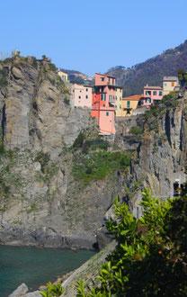 Cinque Terre, la Riviera Ligure du Levant (Voyage Italie) 21