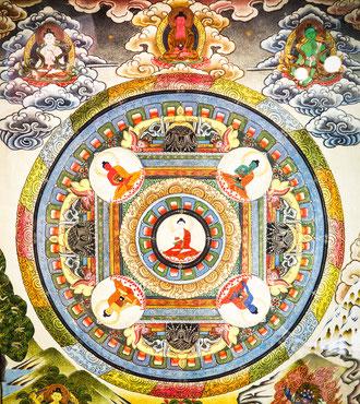 Símbolos de Reiki (la historia) El-mandala-de-buddha-de-la-sanaci%C3%B3n