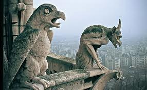 Gárgolas de Notre Dame