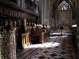 Coro de la Catedral de Bristol