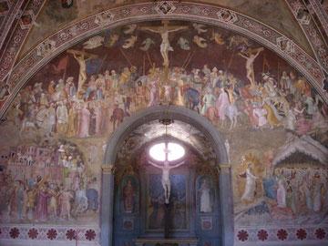 Pasion de Nuestro Señor Jesucristo..Capilla de los Españoles.