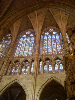 Vidrieras de la Catedral de León