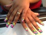 ghetto nail design joy studio