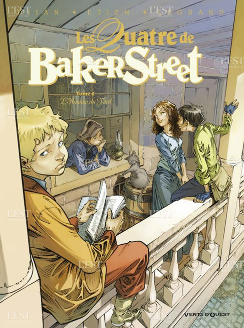 Sherlock Holmes en pastiches, romans, essais... - Page 8 Image