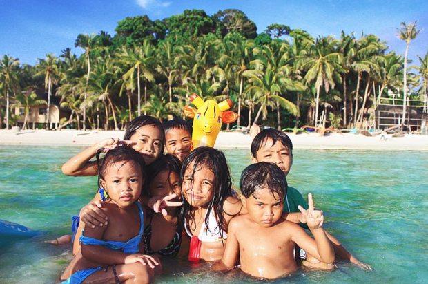 Kids in Siquijor