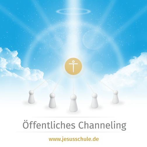 Channeling 2014 Jesus Anpassungsphase