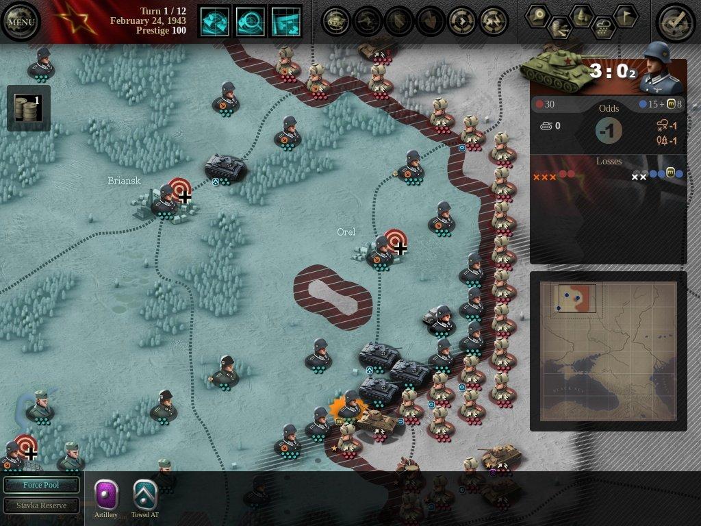 Unity of Command – обзоры и оценки, описание, даты выхода DLC, официальный сайт игры Unity of ...