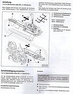 Schaltprobleme Lupo 1.0 : Motor : VW Lupo Forum