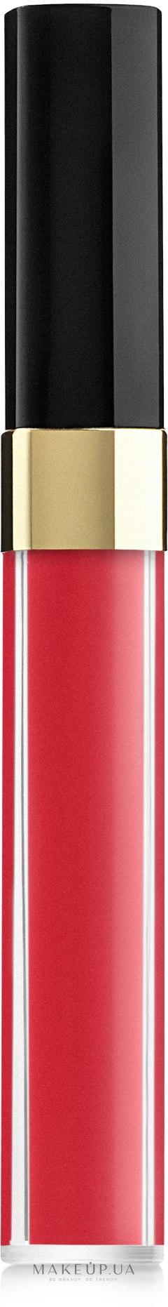 Chanel Rouge Coco Gloss - Увлажняющий ультраглянцевый блеск для губ: купить по лучшей цене ...