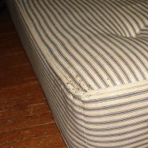 mattress with bed bugs and fecal spots