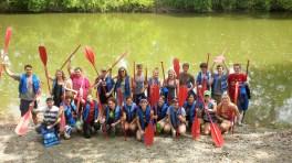 2nd Year Canoe Trip