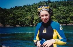 Katie Panama cruise 2002