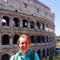 Collen in Rome, Italy