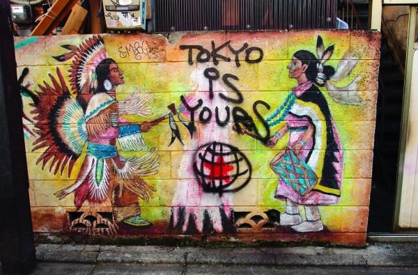 Tokyo 81 Stop Guide Street Art