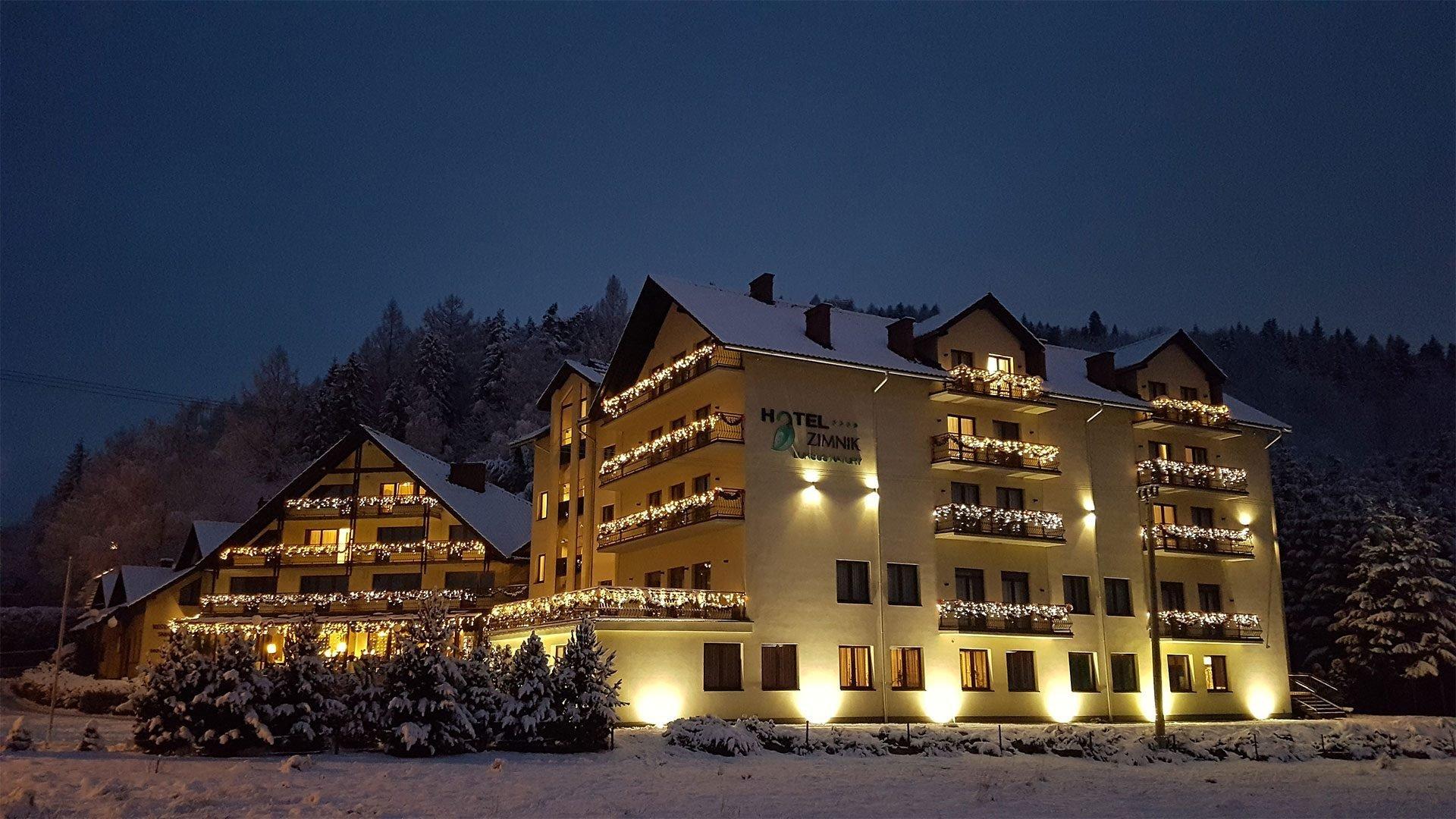 Luksus Natury W Sercu Doliny Zimnika Hotel Zimnik