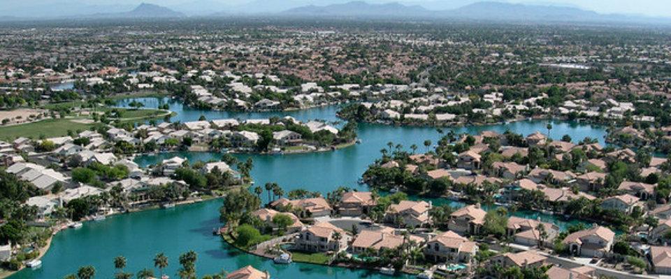 Lakefront Homes in Phoenix Metro Arizona