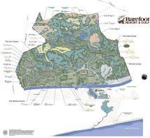 Barefoot Resort Myrtle Beach Map