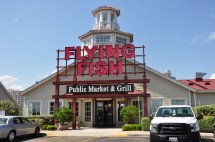 Flying Fish Public Market And Grill Real Estate