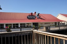 Umberto Barefoot Landing North Myrtle Beach Restaurants