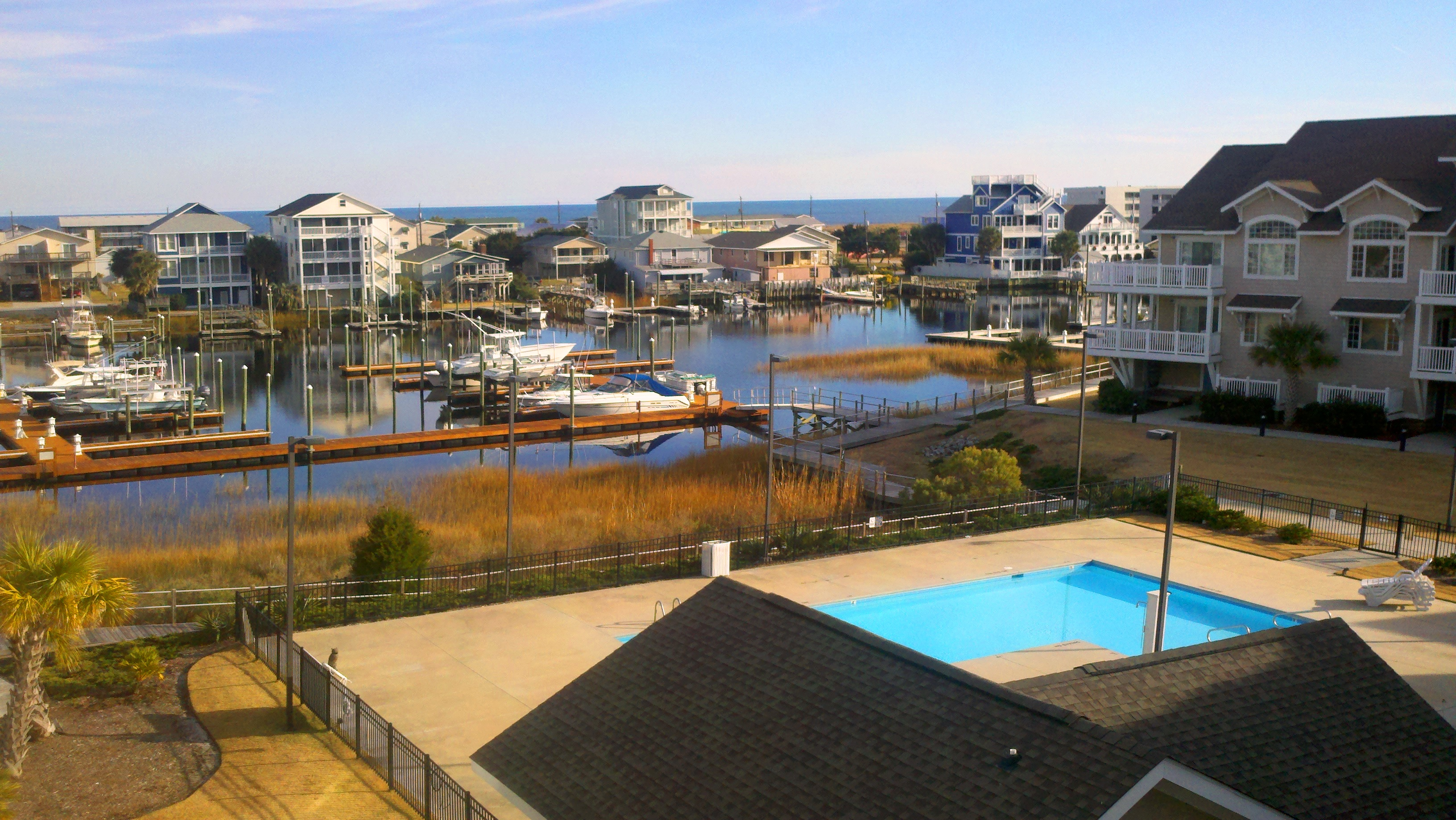 Carolina Bay In Carolina Beach NC