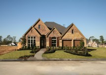 Perry Homes Katy Texas