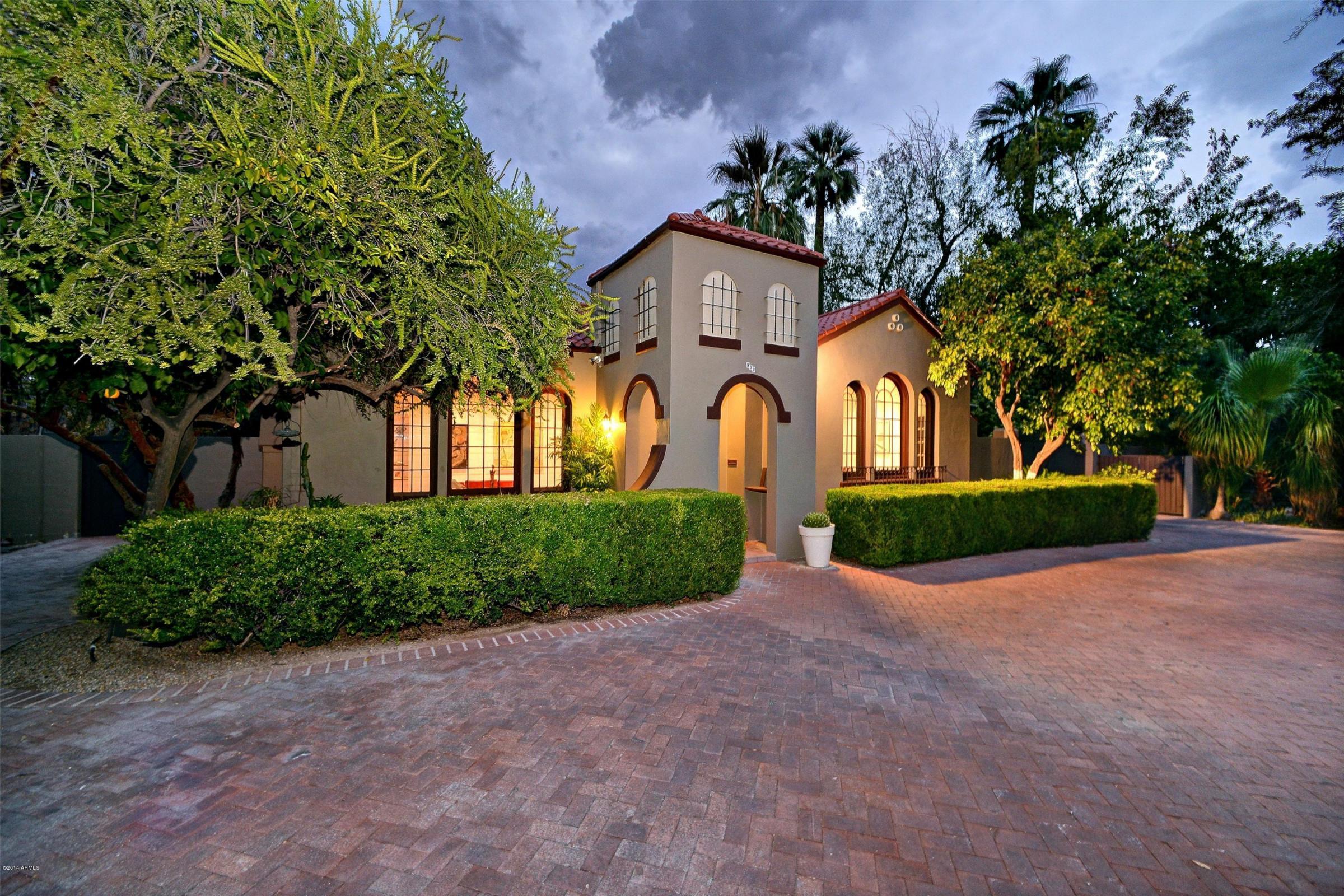 Los Olivos Historic District Real Estate for sale in Central Phoenix AZ