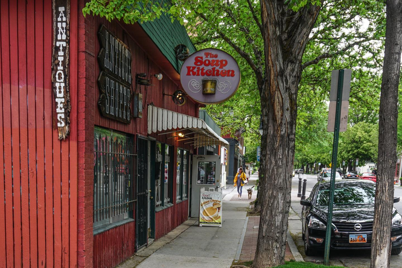 Salt Lake Citys Sugar House Neighborhood